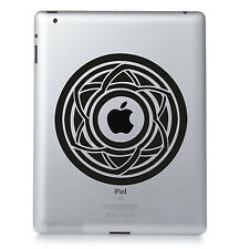 PATTERN #14 Apple iPad Mac Macbook Laptop Sticker Vinyl decal. Custom colour