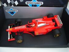 MINICHAMPS - FERRARI - F1 F310B N 6 LAUNCH VERSION 1997  EDDIE IRVINE  1/18+OVP