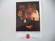 advertising Pubblicità 1976 CAFFE' HAG
