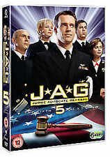 JAG Judge Advocate General Complete 6th Season Dvd New & Factory Sealed