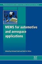 Woodhead Publishing Series in Electronic and Optical Materials: MEMS for...