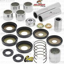 All Balls Swing Arm Linkage Bearings & Seal Kit For Suzuki RM 250 1992 Motocross