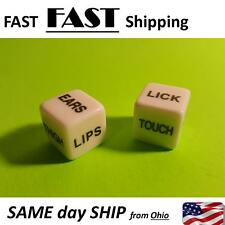 Gift 1 Pair For Erotic 2016 Toy Sex Adult Bachelor Party Fun Dice Game
