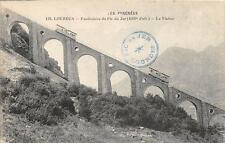 CPA 65 LOURDES FUNICULAIRE
