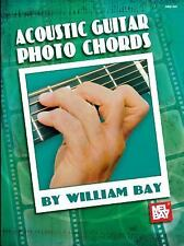 Mel Bay Acoustic Guitar Photo Chords