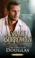 The Lonely Lords: Douglas : Lord of Heartache 0 by Grace Burrowes (2016,...