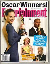 HILARY SWANK Entertainment Weekly Magazine 3/11/05 JESSE MCCARTNEY