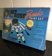 Vintage Bob Ross Basic Paint Set Brand New SEALED 6505