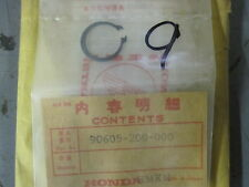 HONDA NOS OEM 90605-200-000 SET-RING (20MM) FITS HUNDREDS