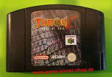 Turok 2 Nintendo 64 N64 RPG Action Shooter Sammlung by Game-Planet-shop