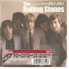 """THE ROLLING STONES """"Singles 1963-1965"""" 12CD Box Japan sealed"""