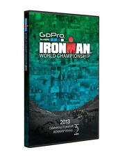 2013 GoPro IRONMAN Triathlon World Championship Kona Hawaii DVD *Mirinda Carfrae