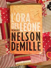 NELSON DEMILLE L'ORA DEL LEONE BUONO!!