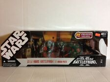 STAR WARS BATTLEFRONT II DROID BATTLE PACK CLONE WARS *SHIPS WORLDWIDE*