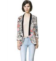 $$ Vintage Retro Europe Loose Jacket Kimono Cardigan women Blazer Coat robe gown