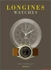 Fachbuch Longines Watches, deutsch, detailreiche Dokumentation, viele Uhren, NEU
