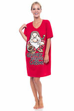 Grumpy Coffee Sleep Shirt Nightgown One Size