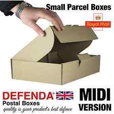 25 x dimensioni Midi Royal mail piccolo pacco scatole pacchetto Pip postale 344mmx216mmx76mm