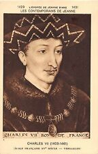BF40900 charles VII painting l epopee de jeanne arc  Famous People World leaders