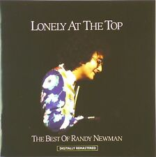 CD - Randy Newman - Lonely At The Top (The Best Of Randy Newman) - A245
