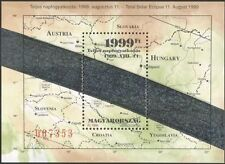 Hungary 1999 Solar Eclipse/Sun/Maps/Astronomy/Holograph/Hologram 1v m/s (n45184)