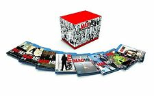 Mad Men Complete Collection Series 1-7 Blu Ray Boxset Season 1 2 3 4 5 6 7 UK R2