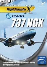 PMDG 737 NGX (PC-DVD) BRAND NEW SEALED ENGLISH VERSION FLIGHT SIM
