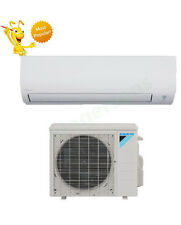 9000 BTU Daikin 24.5 SEER Ductless Wall Mounted Heat Pump Air Conditioner