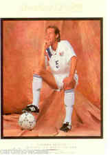 1994 World Cup Soccer World Cup USA 94 Gallery Card WI5 Thomas Dooley