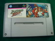 Rival Turf!  SUPER FAMICOM CARTRIDGE ONLY