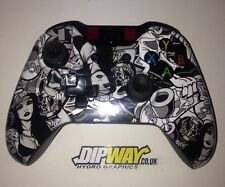 Custom Xbox One Controller - 'Graffiti Girls' design by dipway