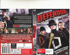 Defendor-2009-Woody Harrelson-Movie-DVD