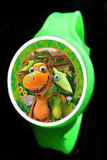 Dinosaur  Train- 8 Watches - Superheroes Toys Birthday Prizes Pinata Filler Pack