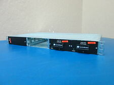 Carrier Access 8682 Chassis w/ 2x 24/48 Flex Master Modules & Ethernet Module