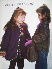 Knitting for Babies & Kids coat sweaters tops caps Afghans vests