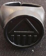 "GREEN LANTERN ""BLACK LANTERN"" ""BLACKEST NIGHT"" PROMO POWER RING 2009"