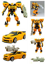 ACTION Movie Transformers Revenge of The Fallen Human Alliance Bumblebee Figure