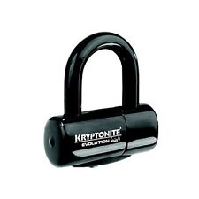 Kryptonite Evolution Series 4 Disc Lock - Black