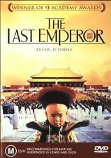 The Last Emperor  [DVD], LIKE NEW, Region 4, Next Day Postage..4576