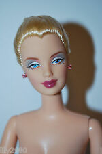 Nude Barbie Doll OOAK The Waltz Blonde Aritculated Jointed Pivotal Body 2003