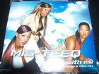 Mis-teeq (Alesha Dixon) B With Me (Australia) CD Single – Like New