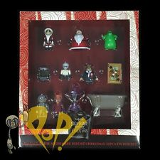 NBX Nightmare Before Christmas KUBRICK 10-pc Set MEDICOM Import JACK Sally MORE!