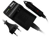 Kompakt Ladegerät für Olympus BLS5 Pen E-P3 E-PL2 E-PL3 E-PL5 E-PL6 BLS-5