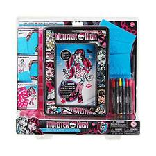 Monster High mhmm1 Monster High Niñas Childrens mezclar y combinar la coloraciГіn Set Nuevo
