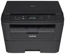 Brother DCPL2520DW Wireless Compact Laser Printer Monochrome Plain Paper Uw/I