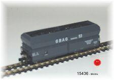 Trix Minitrix 15436 Selbstentladewagen der GBAG Nr. 53 Sondermodell#Neu in OVP#