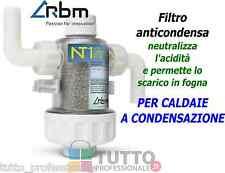filtro neutralizzatore acidità condensa per caldaia condensazione anticorrosione