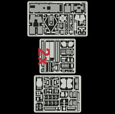 EDUARD 1/35 PHOTO-ETCHED DETAIL SET for TAMIYA Sd.Kfz.251/1 Ausf.C HANOMAG 35020
