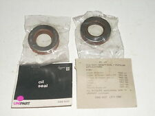 FORD ANGLIA CORTINA CLASSIC CORSAIR 1959-67 pair of rear axle half shaft seals