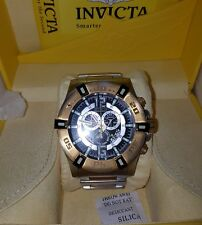 Invicta mens 13925 Luminary Swiss Chronograph with Stainless Steel Bracelet.